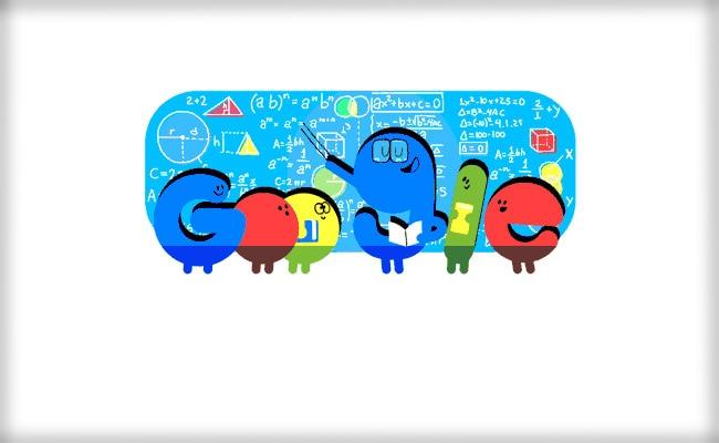 Google Doodle Honours Teacher's Day In India, PM Modi Follows Close