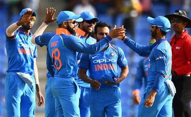 INDvsAUS 1st ODI: हार्दिक पंड्या का दोहरा प्रदर्शन, बारिश से प्रभावित मैच में 26 रन से जीती टीम इंडिया