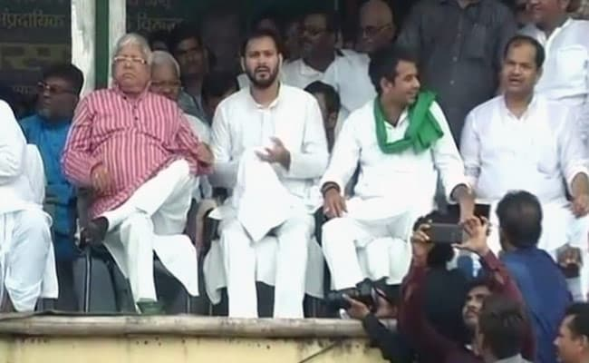Will Go To Supreme Court On Srijan Scam, Warns Tejashwi Yadav
