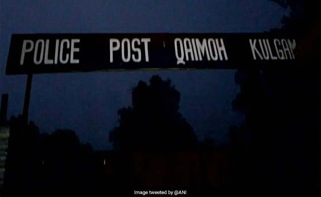 2 Terrorists Killed In Encounter With Forces In Kulgam