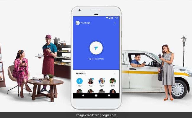 How To Use Google's Payments App Tez, Cashback And Other Details
