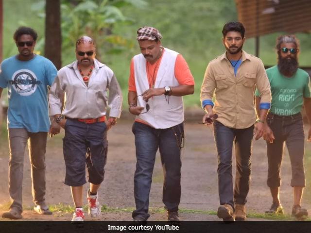 Kamal Haasan's Mumbai Express Was The 'Template' For Thappu Thanda