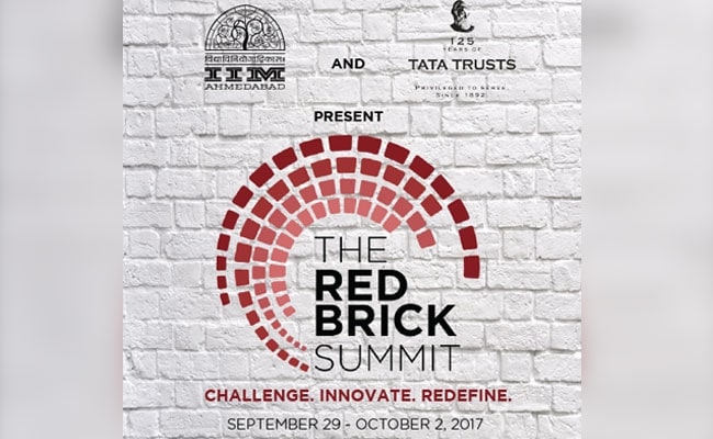 IIM Ahmedabad's 'The Red Brick Summit' To Kick Off From September 29