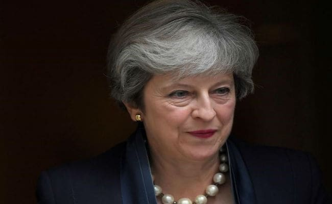 British PM Theresa May Shown Dossier Of Sexual Misconduct By Lawmakers