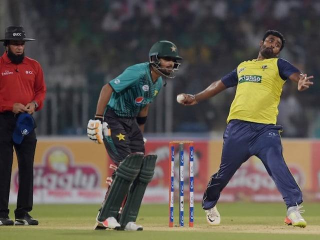 Pakistan Vs World XI Highlights: Pakistan Beat World XI By 20 Runs To Take 1-0 Lead In 3-match T20 Series