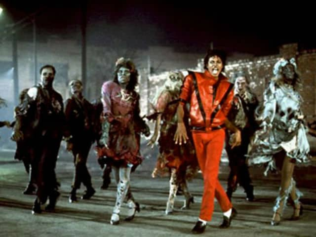 How Michael Jackson's Thriller Got A New Dimension
