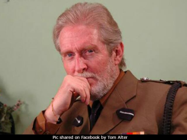 Tom Alter, From Mussoorie To Mumbai Via Jagadhri