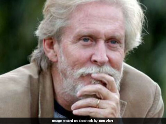 Actor Tom Alter dies at 67 after long battle with skin cancer