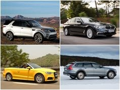 Top Luxury Cars You Can Buy This Festive Season