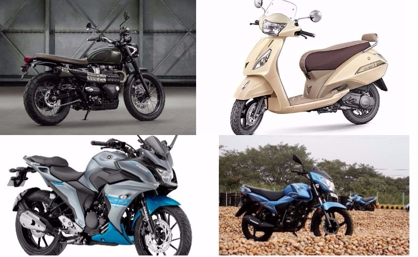 Auto Crisis: Two-Wheeler Sales Slip 22 Per Cent In August 2019