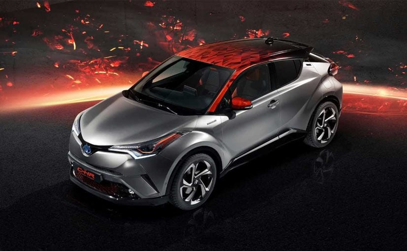 Frankfurt 2017: Toyota Showcases C-HR Hy-Power Crossover