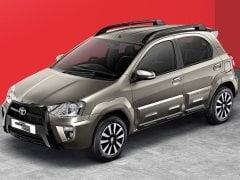 Toyota Introduces New Etios Cross X Edition For Festive Season