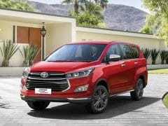 Toyota Extends Drive The Nation Benefits For Government Employees On The Innova Crysta