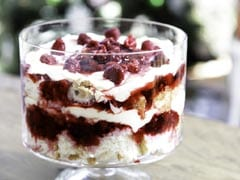 How to Make a Sinful Fruit Trifle, the Showstopper Dessert