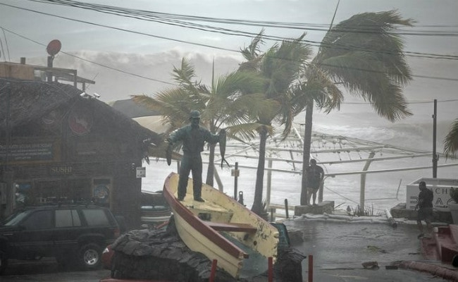 Tropical Storm Lidia Leaves 4 Dead In Mexico