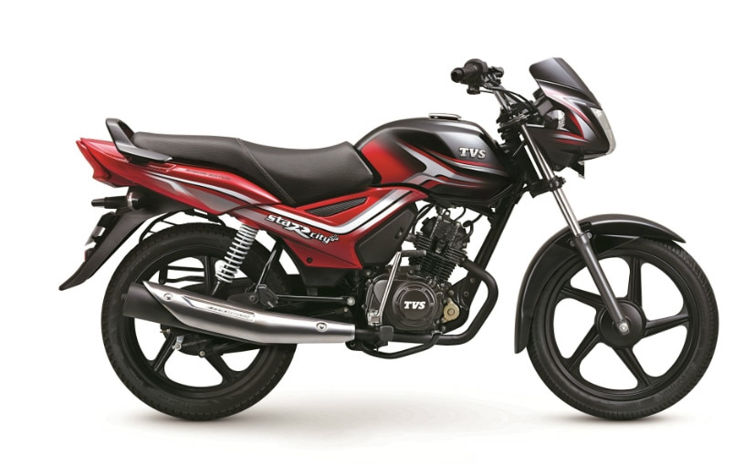TVS Star City Plus Launched In Dual-Tone Colour Scheme