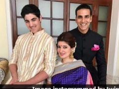 Akshay Kumar, Twinkle Khanna Posted The Sweetest Birthday Wishes For Son Aarav