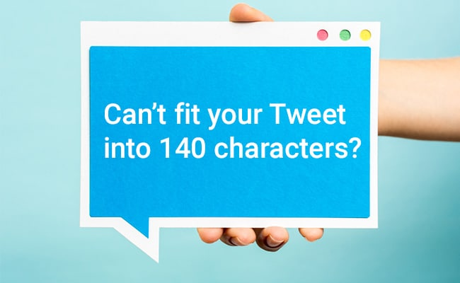 Image result for #280Characters