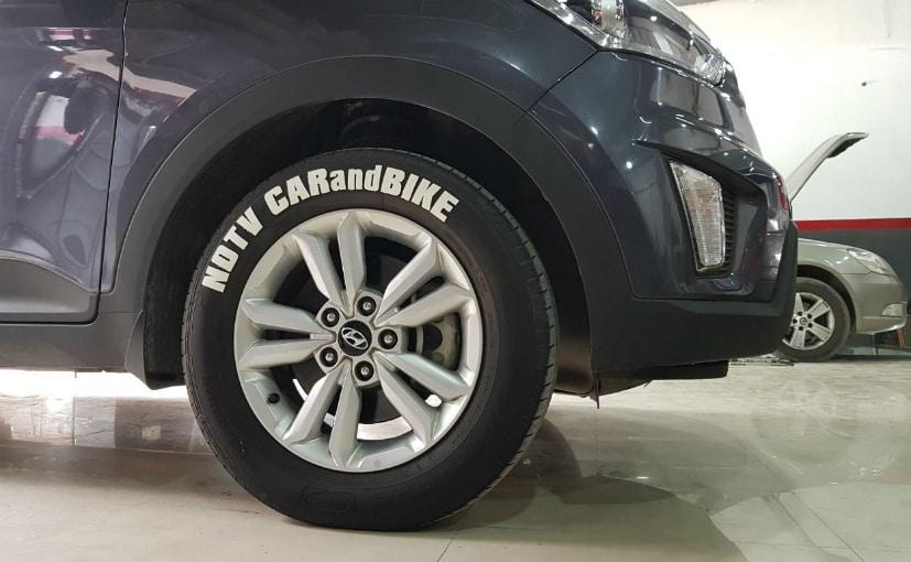Tyrevogue Tyre Decal Review Ndtv Carandbike
