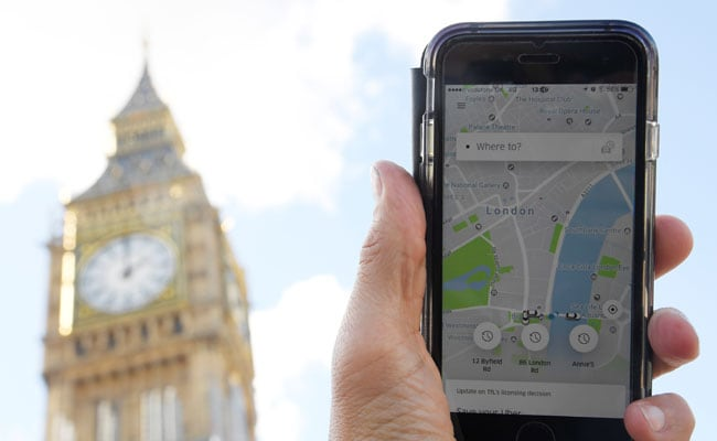 Uber Plans Concessions As It Hopes For London Licence U-Turn: Report