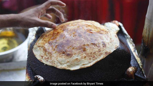 Ulte Tawe ka Paratha: Lucknow's Nawabi Style of Cooking with an Inverted Griddle