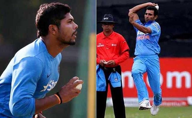 INDvsAUS ODI: तेज गेंदबाज उमेश यादव और मो. शमी हासिल कर सकते हैं यह खास उपलब्धि