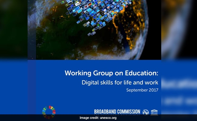 UNESCO's Broadband Commission Report Highlights Emerging Global Skills Gap