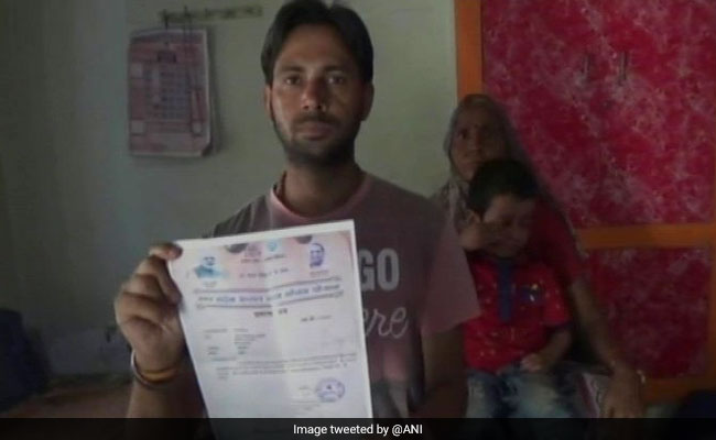 Rude shock: 1 Paisa relief for Mathura farmer's Rs 1.5 lakh loan