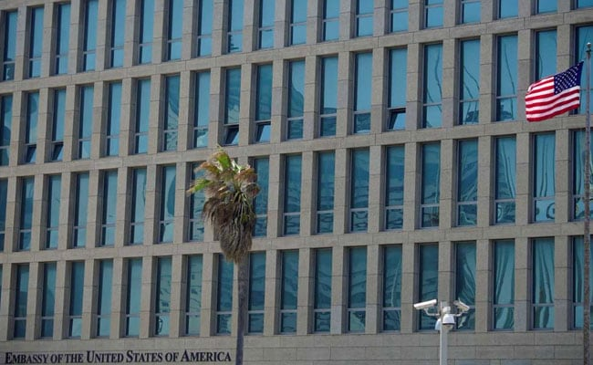 US Slashes Embassy Staff In Cuba Over Apparent Sonic 'Attacks'