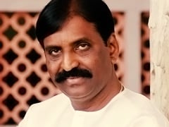 Allegations Levelled Against Me Are Totally False: Vairamuthu