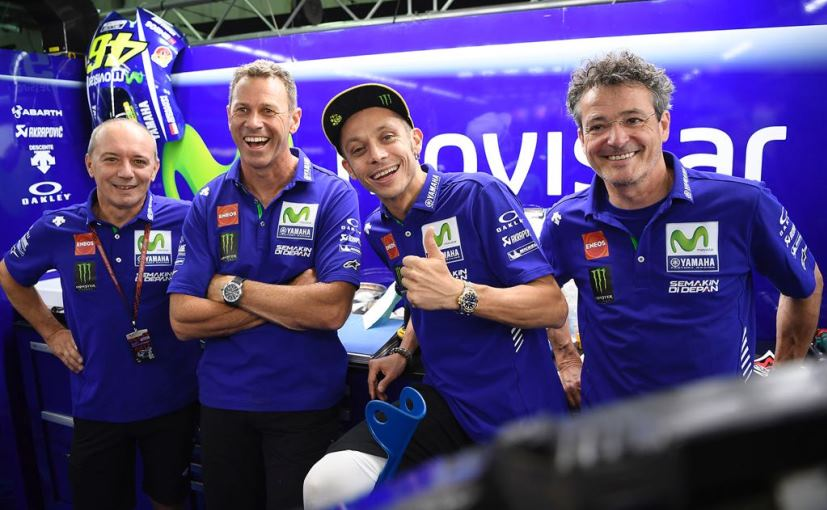 Rossi completes Aragon free practice 21 days post-surgery