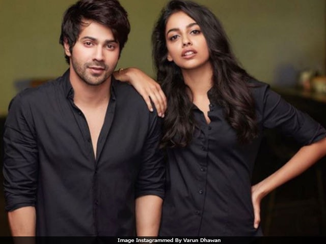 Varun Dhawan Finally Introduces His 'October Girl.' Pic Here