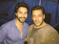 What <i>Judwaa 2</i> Varun Dhawan Tweeted About '<i>Judwaa 1</i>' Salman Khan