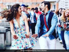 <i>Judwaa 2</i>'s <i>Oonchi Hai Building 2.0</i>: This Is Where Varun Dhawan And Taapsee Pannu Will Launch The Song