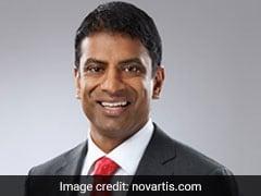 India-Origin Vasant Narasimhan Named CEO Of Novartis