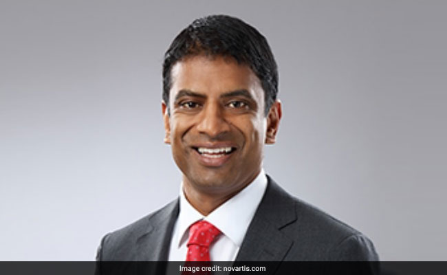 India-Origin Vasant Narasimhan Named CEO Of Novartis