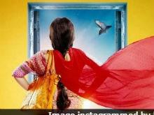 <i>Tumhari Sulu</i> Poster: Vidya Balan <i>Jald Aa Rahi Hai</i> As Sulu
