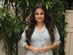 Vidya Balan 'Glad' That Current Censor Board Members Are 'Like-Minded'
