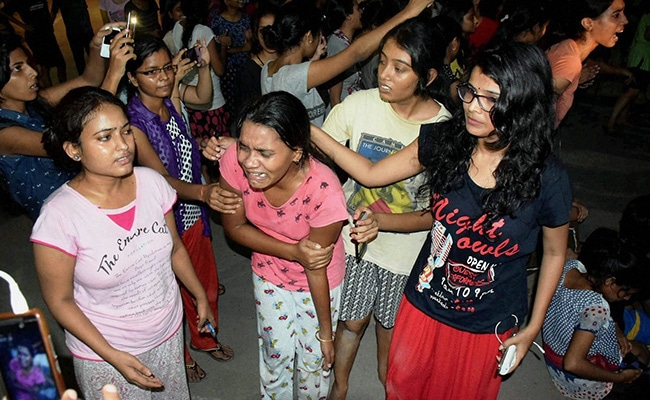 Action After Cops Beat Up Woman At Varanasi University (BHU): 10 Points