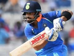 India vs New Zealand Live Cricket Score: Virat Kohli Hits 46th Fifty As India Consolidate