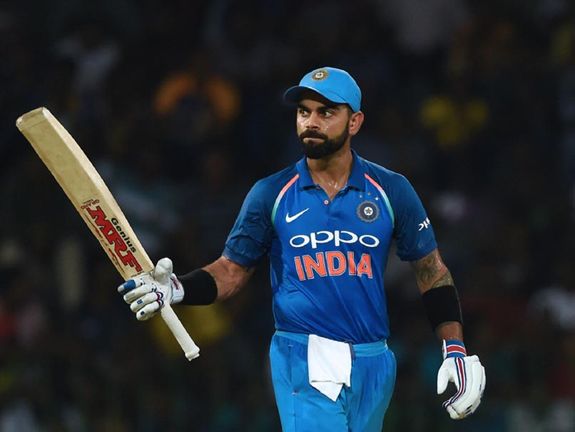 ICC Rankings: Virat Kohli Equals Sachin Tendulkar