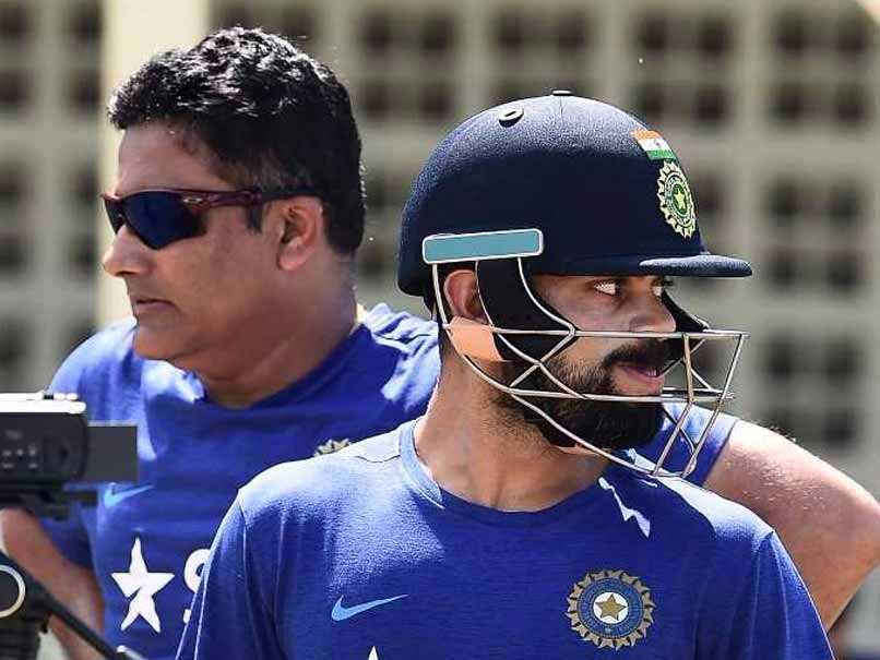 Virat Kohli Trolled For Twitter Silence On Anil Kumble