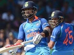 INDvsSL ODI: रोहित शर्मा से पिछड़ रहे थे विराट कोहली, आखिरी मौके पर मारा 'फर्राटा' और बन गए नंबर वन