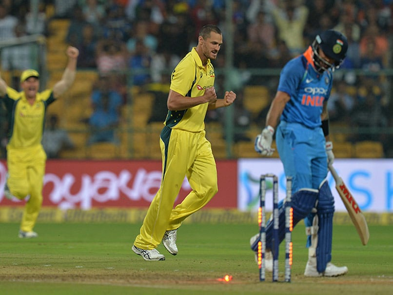 4th ODI: Australia Snap India