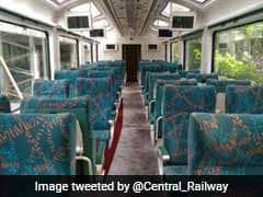Vistadome Coach Now In Mumbai-Madgaon Shatabdi Express. Fares, Other Details