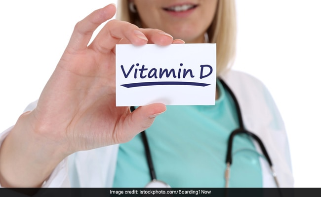 Here's Another Reason To Treat Vitamin D Deficiency
