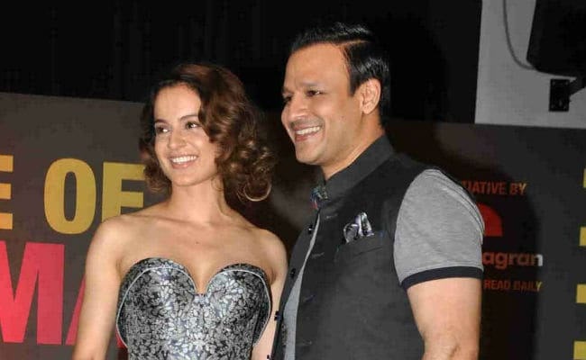 Vivek Oberoi On Kangana Ranaut's Remarks: 'It Takes A Lot Of Courage To Speak Up'