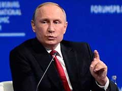 Vladimir Putin Expects Mutual Interests To Improve Russian-US Relations