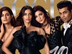 Twinkle Khanna, Priyanka Chopra, Sonam Kapoor, Anushka Sharma Cover Vogue In Style