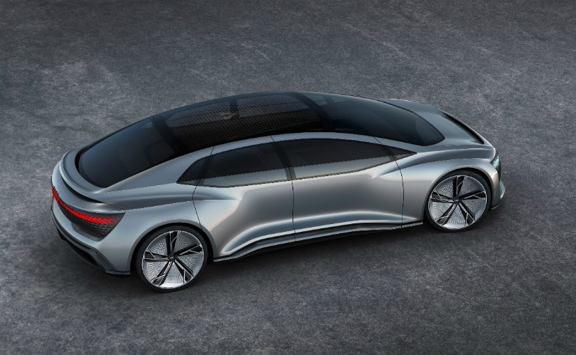 Frankfurt Volkswagen Audi Push Strongly Towards Electric Cars - Audi future cars